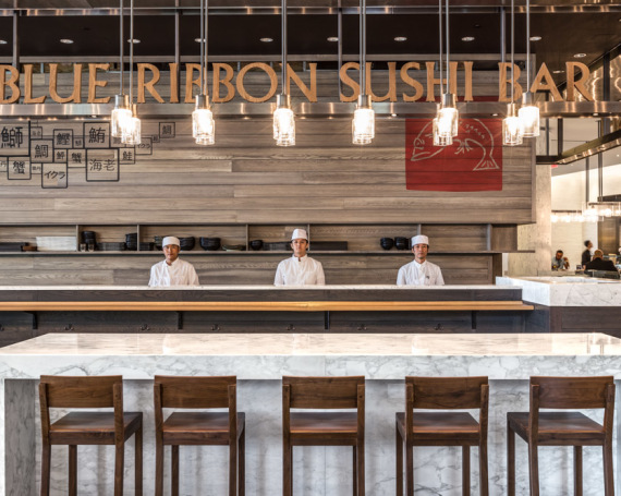 Blue Ribbon Sushi – World Financial Center