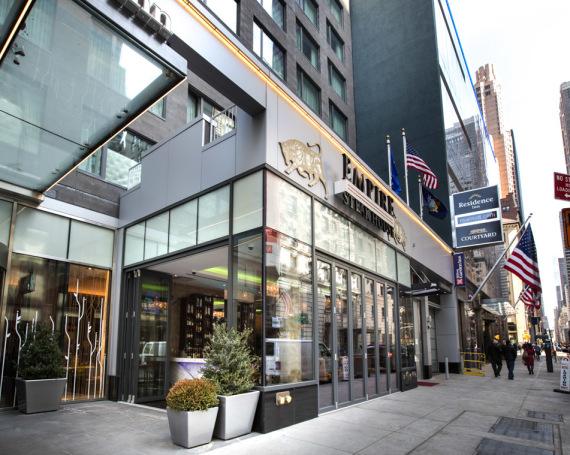 Empire Steak House – Midtown West
