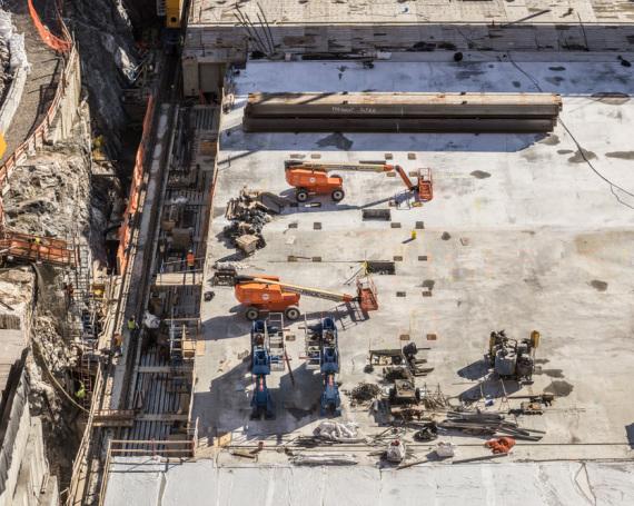 """""""The Deck is Done"""" – Manhattan West Platform"""