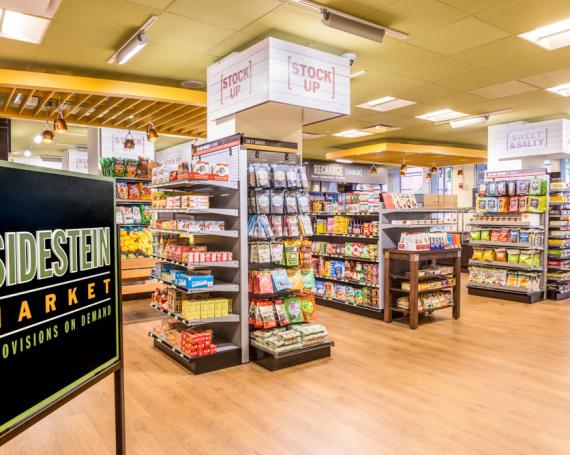 Sidestein Market – NYU